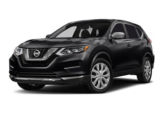New 2018 Nissan Rogue S SUV for sale in Manhattan, KS at Briggs Manhattan