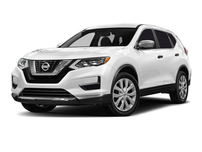 2018 Nissan Rogue AWD S Value Package SUV