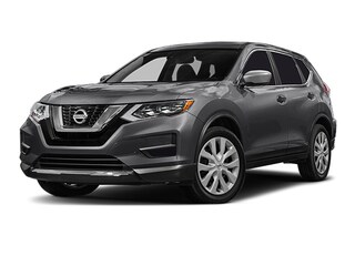 New 2018 Nissan Rogue S SUV N3323 Denver
