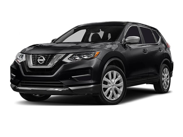 2018 Nissan Rogue S AWD S