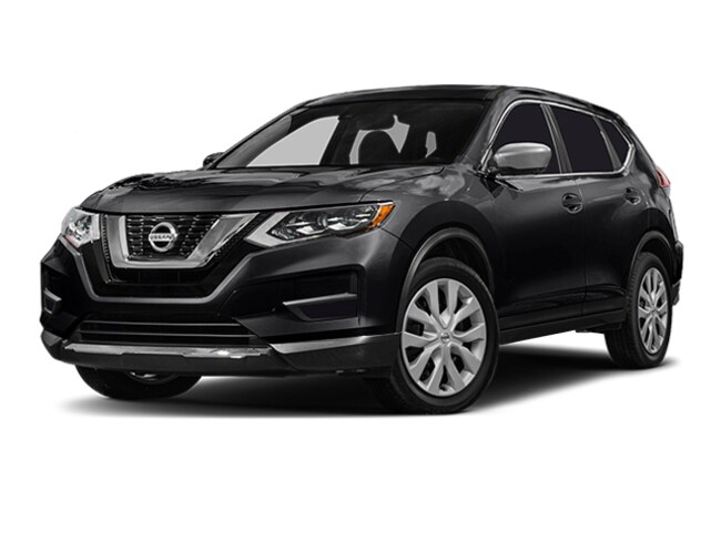 New 2018 Nissan Rogue S SUV in Walnut Creek, CA