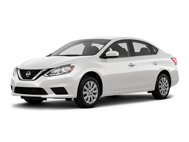 New 2018 Nissan Sentra S Sedan near Newark