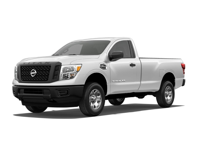 2018 Nissan Titan XD Truck Single Cab