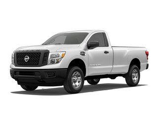 new 2018 Nissan Titan XD S Gas Truck Single Cab in Lafayette