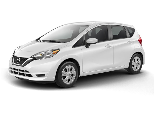 2018 Nissan Versa Note Hatchback