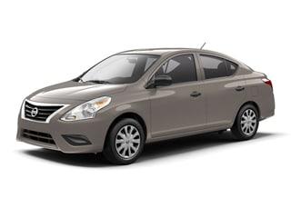 2018 Nissan Versa Sedan Titanium