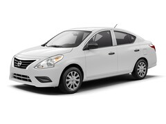 New 2018 Nissan Versa S Sedan near Richmond