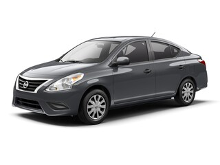 2018 Nissan Versa S Manual Car