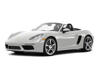 Used 2018 Porsche 718 Boxster S Cabriolet for sale in Houston