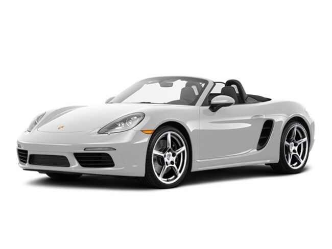 Certified Pre-Owned 2018 Porsche 718 Boxster S Cabriolet for sale in Houston, TX