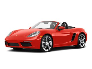 Certified Pre-Owned 2018 Porsche 718 Boxster S  Roadter Convertible for sale in Irondale, AL