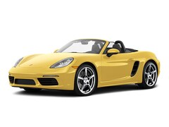 New Audi & Porsche 2018 Porsche 718 Boxster S Convertible WP0CB2A89JS228446 for sale in Birmingham, MI