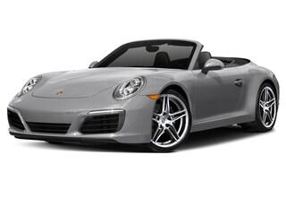 2018 Porsche 911 Cabriolet
