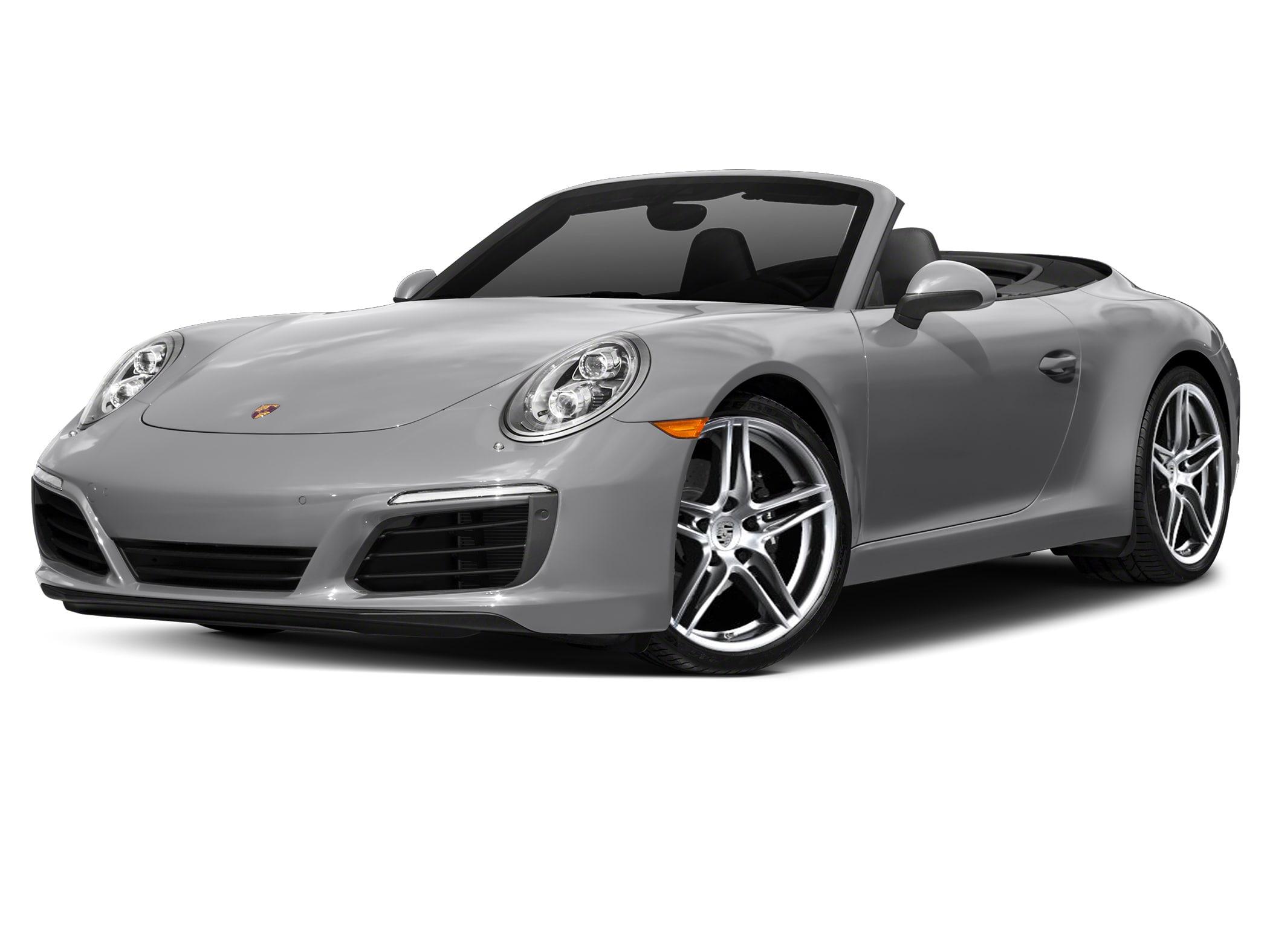2018 Porsche 911 Convertible