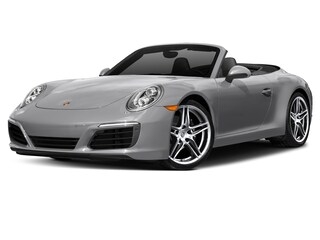 New 2018 Porsche 911 Carrera Convertible for sale in Norwalk, CA at McKenna Porsche