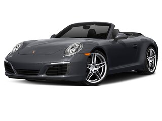 New 2018 Porsche 911 Carrera Convertible Burlington MA
