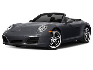 New Porsche 2018 Porsche 911 Carrera Convertible J138568 in Boston, MA