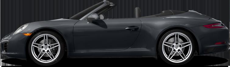 2018 Porsche 911 Cabriolet Carrera
