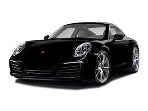 2018 Porsche 911 Carrera