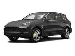 New 2018 Porsche Cayenne E-Hybrid S SUV for sale in Houston, TX