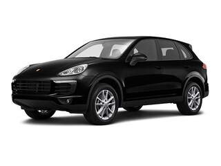 New 2018 Porsche Cayenne Base SUV Burlington MA
