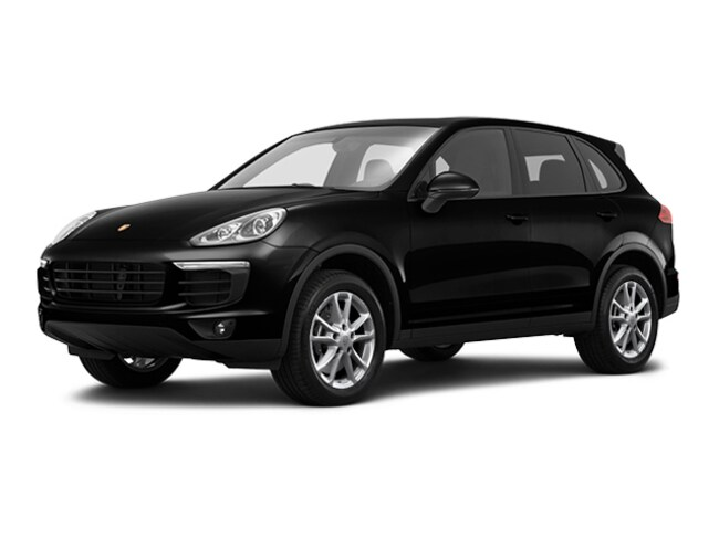 New Porsche 2018 Porsche Cayenne Sport Utility for sale in Boston, MA