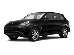 2018 Porsche Cayenne Platinum Edition SUV