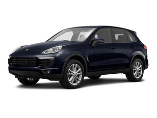 New Porsche 2018 Porsche Cayenne Base SUV J06317 in Boston, MA