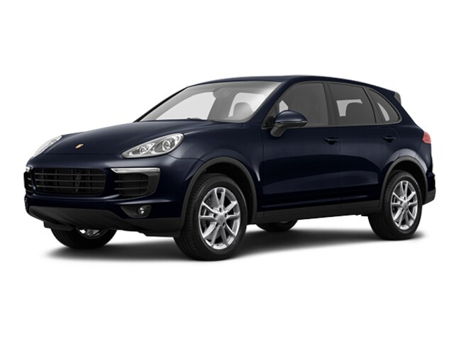 Used 2018 Porsche Cayenne For Sale | Wallingford CT