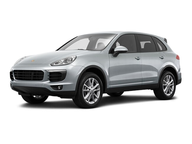 New 2018 Porsche Cayenne Base SUV For Sale in Los Angeles, CA