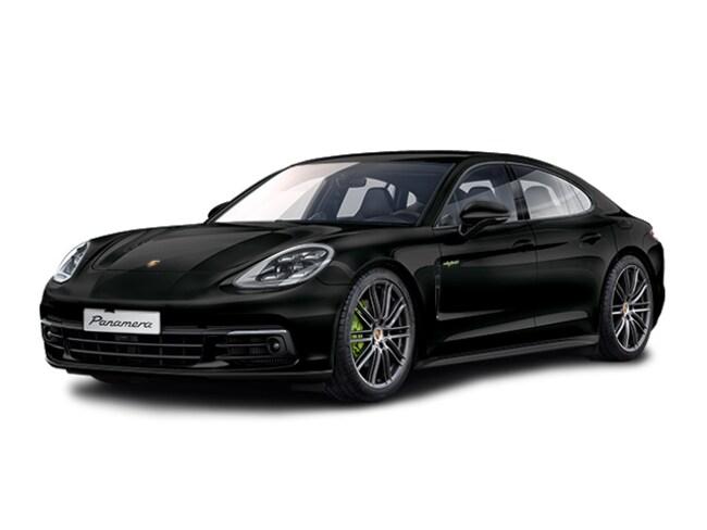 New 2018 Porsche Panamera E-Hybrid 4 E-Hybrid Sedan Executive Demo in Houston