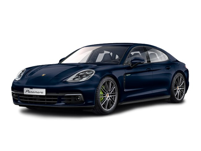 2018 Porsche Panamera 4 E-Hybrid Hatchback