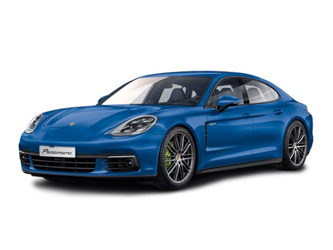 Used 2018 Porsche Panamera 4 E-Hybrid Sedan for sale in Houston, TX