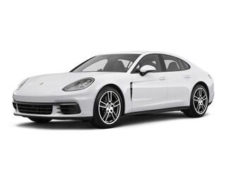 2018 Porsche Panamera Sedan White