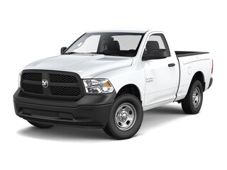 2018 Ram 1500 Tradesman Tradesman 4x2 Regular Cab 64 Box