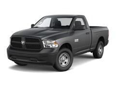 2018 Ram 1500 TRADESMAN REGULAR CAB 4X2 6'4 BOX Regular Cab