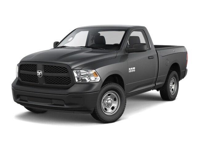 New 2018 Ram 1500 Tradesman Truck Regular Cab in Fayetteville, AR