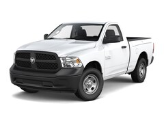 New 2018 Ram 1500 Tradesman Truck Regular Cab JG146009 in Huntsville, TX