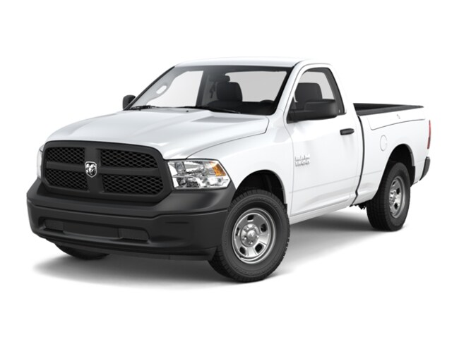 New 2018 Ram 1500 TRADESMAN REGULAR CAB 4X2 8' BOX Regular Cab in Chesapeake
