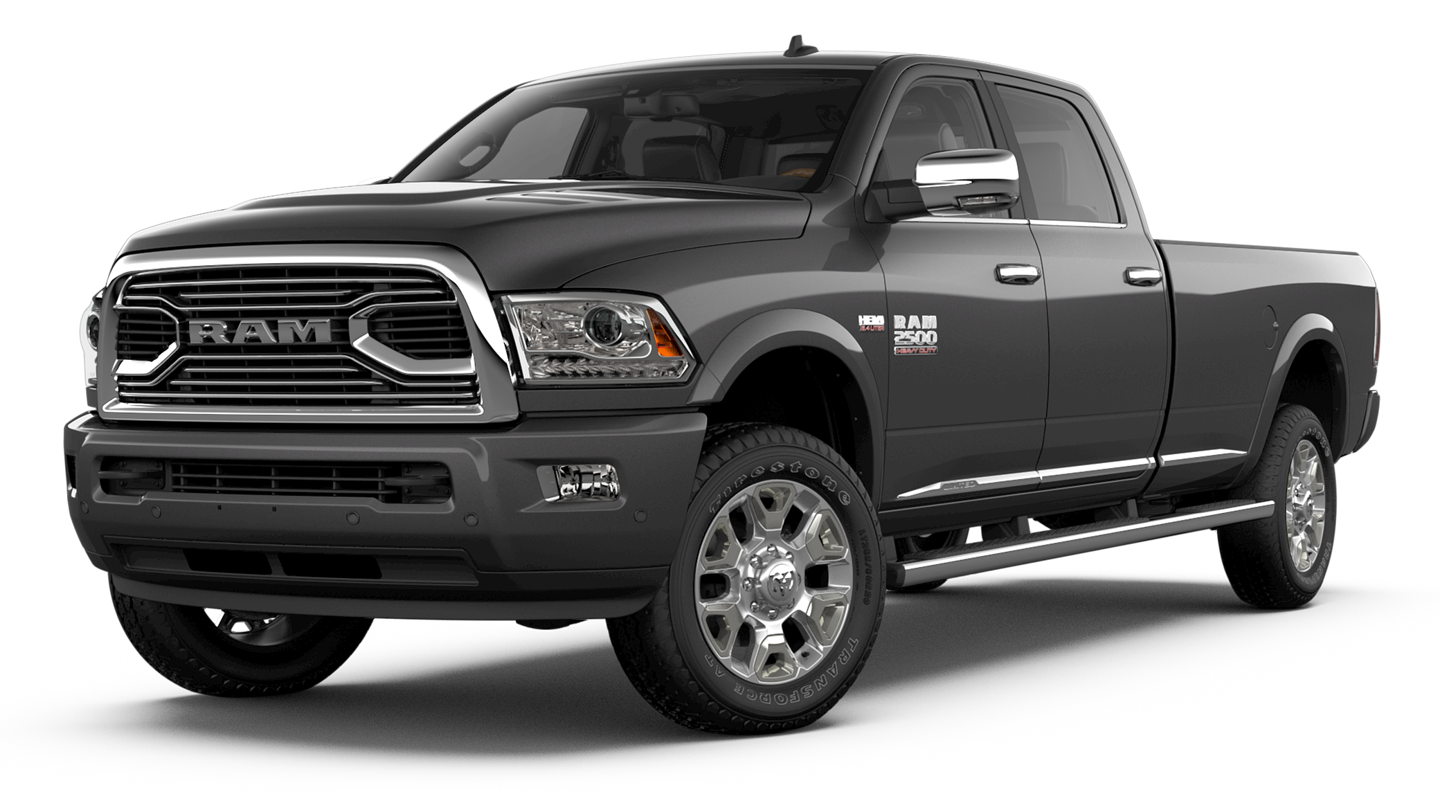 Review & Compare the 2018 Ram 2500 at Larry H. Miller