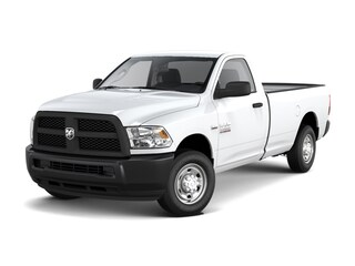 New 2018 Ram 2500 TRADESMAN REGULAR CAB 4X2 8' BOX Regular Cab D181298 in Brunswick, OH