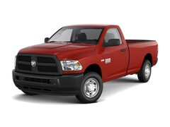 2018 Ram 2500 TRADESMAN REGULAR CAB 4X2 8' BOX Regular Cab