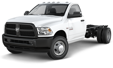 2017 Ram 3500 Chassis Truck Crew Cab