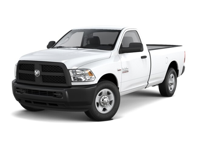 2018 Ram 3500 TRADESMAN REGULAR CAB 4X2 8' BOX Regular Cab
