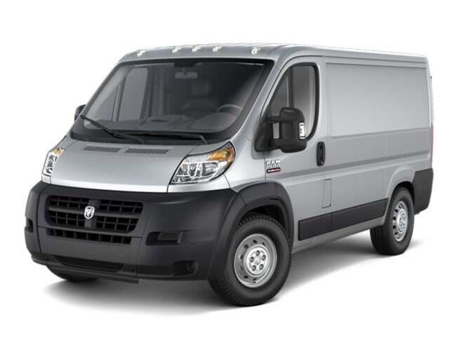 2018 Ram ProMaster 1500 Low Roof Van Cargo Van