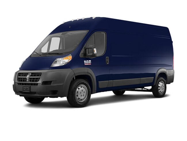 New 2018 Ram ProMaster 2500 High Roof Van Cargo Van Long Island