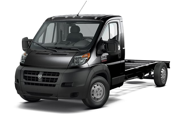 2018 Ram ProMaster 3500 Cab Chassis Truck