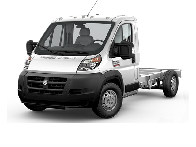 2018 Ram ProMaster 3500 Cutaway Truck