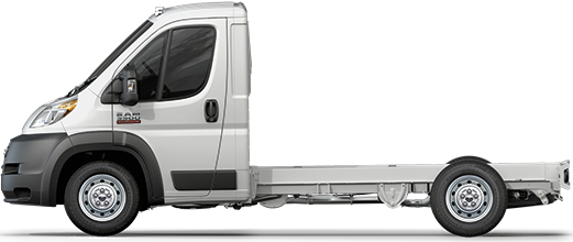 2018 Ram ProMaster 3500 Cutaway Truck Low Roof