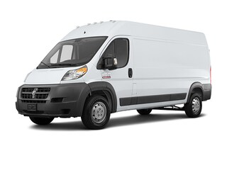 2018 Ram ProMaster 3500 High Roof Cargo Van Cargo Van 3C6URVHG5JE157495 for sale in Mukwonago, WI at Lynch Chrysler Dodge Jeep Ram